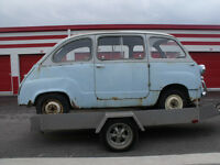 Fiat 600 Multipla  Van-Bus- Microcar- CAR IS STILL FOR SALE !!!!