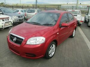 2011 Holden Barina TK MY11 Maroon 4 Speed Automatic Sedan Coopers Plains Brisbane South West Preview