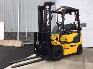 Lease from $375/month - Brand New 2018 Forklift