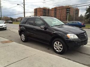 2006 Mercedes-Benz ML350 SUV $11995