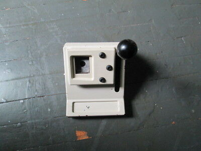 Polaroid 1 X 1-14 Photo Picture Cutter Heavy Duty Desktop Die Cut Id Badges
