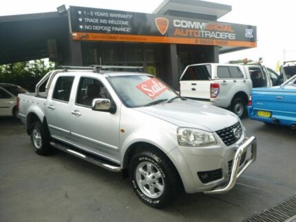2013 great wall x200 k2 my13 silver 6 speed manual wagon cars 2011 great wall v200 k2 my11 silver 6 speed manual utility