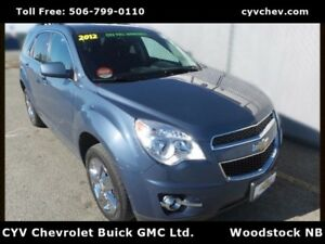 2012 Chevrolet Equinox 1LT AWD 3.0L V6 - $8/Day - Chrome Wheels