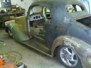 36 Chev coup! Rat rod hot rod