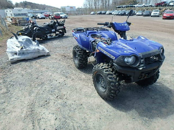 Used 2012 Kawasaki Brute force 650