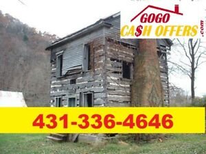 Guaranteed FAIR AND FAST CASH OFFER FOR YOUR HOUSE!!CALL!(#11)