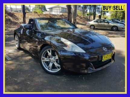 2010 Nissan 370Z Z34 MY10 Purple 6 Speed Manual Coupe Lansvale Liverpool Area Preview
