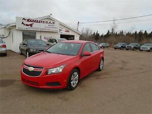 2014 CHEVY CRUZE LT!!31KMS!!AUTOMATIC!!!