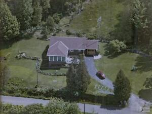 Stunning Views = Country Home, Barn with 8 acres in Townships