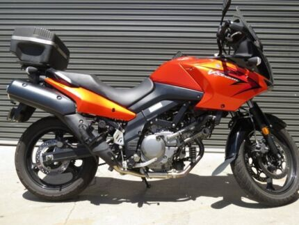 2010 Suzuki V-STROM 650 (DL650) Road Bike 645cc Geelong Geelong City Preview