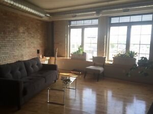 Downtown Heritage Loft