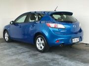 2012 Mazda 3 BL10F2 MY13 Neo Sky Blue 6 Speed Manual Hatchback Mount Gambier Grant Area Preview