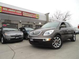 2011 BUICK ENCLAVE CXL  **AWD**