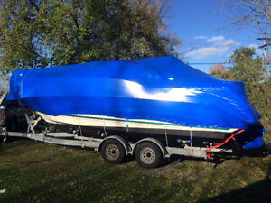 Mobile Marine Shrink wrapping starting at $10 per foot Kingston Kingston Area image 1