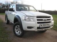 Ford Ranger 2.5TDCi ( 143PS ) 4x4 Double Cab