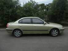 2005 Hyundai Elantra XD 2.0 HVT Green 4 Speed Automatic Sedan Hoppers Crossing Wyndham Area Preview
