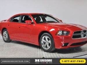 2012 Dodge Charger SXT AC CRUISE BLUETOOTH SIEGES CHAUFFANTS