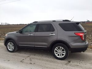 2013 Ford Explorer XLT SUV, Certified
