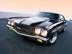 Looking to BUY 1970 or up Chevrolet Chevelle SS