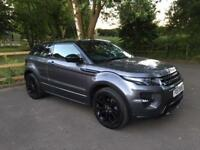 Land-Rover-Range-Rover-Evoque Coupe 3 door 2-2 Sd4 4X4-Dynamic-Lux