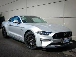 2018 Ford Mustang FN 2019MY GT Fastback SelectShift RWD Silver 10 Speed Sports Automatic Fastback