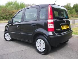 FIAT PANDA 1.1 ACTIVE ECO 5d 54 BHP (black) 2009