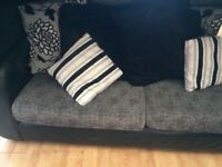 Two 3 seater sofas! Good used condition