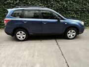 2013 Subaru Forester S4 MY13 2.5i Lineartronic AWD Blue 6 Speed Constant Variable Wagon Collingwood Yarra Area Preview