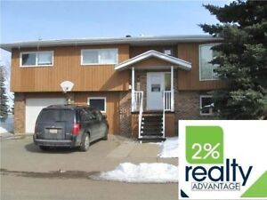 43 Nellis Avenue, Red Deer - Listed By 2% Realty Advantage Inc.