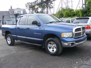 2002 Dodge Power Ram 1500