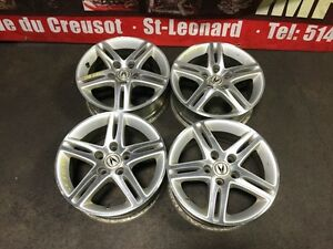 ACURA CSX MAGS ONLY 5X114.3 16INCH FOR SALE