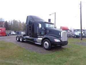 2012 KENWORTH T660, 90 DAY WARRANTY INCLUDED.