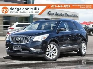 2013 Buick Enclave Premium - leather - Sunroof - DVD - Nav - 7 p