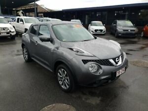 2018 Nissan Juke F15 MY18 Ti-S X-tronic AWD Silver 1 Speed Constant Variable Hatchback Bungalow Cairns City Preview