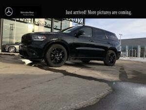 2017 Dodge Durango R/T Heated Red Leather Seats CAM NAV