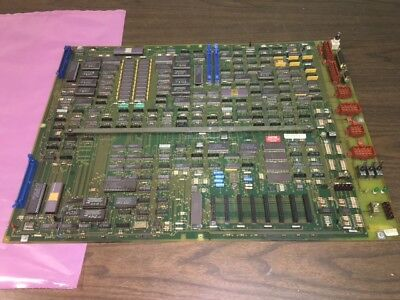 Cincinnati Milacron Master PC Board, 3 531 4200A, Used, WARRANTY