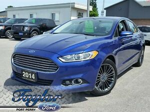 2014 Ford Fusion SE *Leather*Moon*Nav*