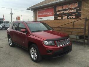 2014 Jeep Compass North***FULLY LOADED***LEATHER***4 CYLINDER