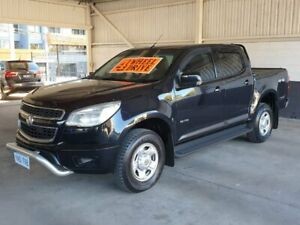 2014 Holden Colorado RG MY15 LS Crew Cab Black 6 Speed Sports Automatic Utility Homebush Strathfield Area Preview