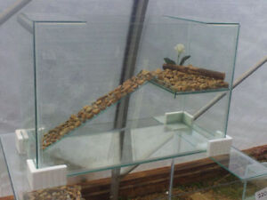 New 31 Gallon Turtle Tank - Slim Profile