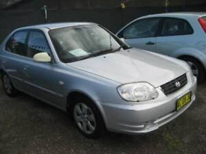 Hyundai Accent 2005 Mitchell Gungahlin Area Preview