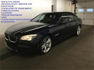 BMW 750i  ALPINA B7 ***M PACKAGE***XDRIVE , $69 SEMAINE 2012