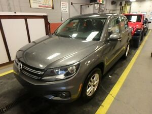 2015 Volkswagen Tiguan AWD, VW Warranty in effect