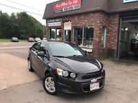 2013 Chevrolet Sonic LT NEW PRICE Moncton New Brunswick Preview
