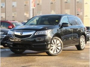 2014 Acura MDX Tech Pkg AWD