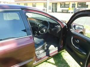 1999 2 X Ford Fairlane Ghia Sedans Emmaville Glen Innes Area Preview