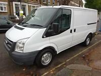 FORD TRANSIT 260 SHORT WHEEL BASE LOW ROOF CLEAN VAN NORTH LONDON PRICE REDUCED