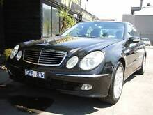 Rent to buy / Rent to own 2003 Mercedes-Benz E320 Sedan Cremorne Yarra Area Preview