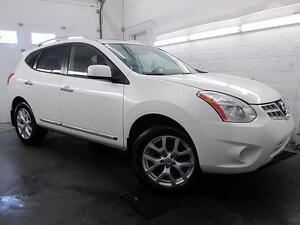 2011 Nissan Rogue SV BLANC AWD TOIT MAGS SIÉGES CHAUFF. 109,000K