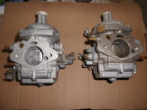 STROMBERG 175 CD SEVX CARBS  PAIR  N.O.S.
